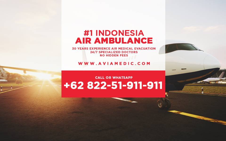 Air Ambulance Charter, Air Ambulance in Indonesia, Medical Repatriation Service, Carter Pesawat Ambulance