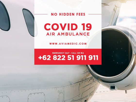Covid Hospital Transfers Indonesia